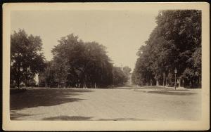 Main St., Lenox ca. 1900