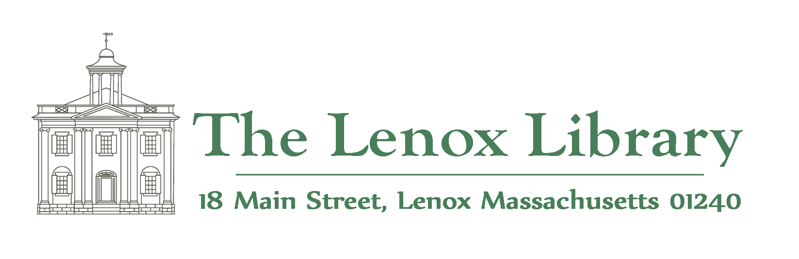 Lenox Library Association Logo